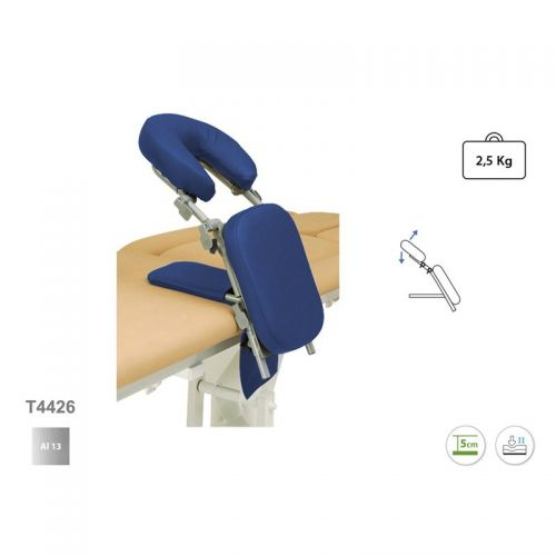 ECOPOSTURAL - Table de massage Physio-k